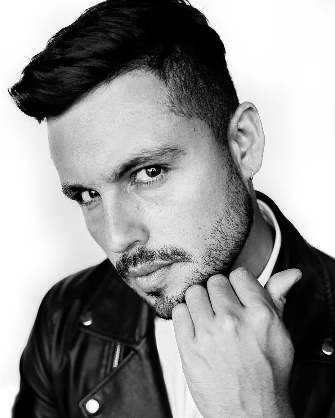 retrato de Andres Garzaro