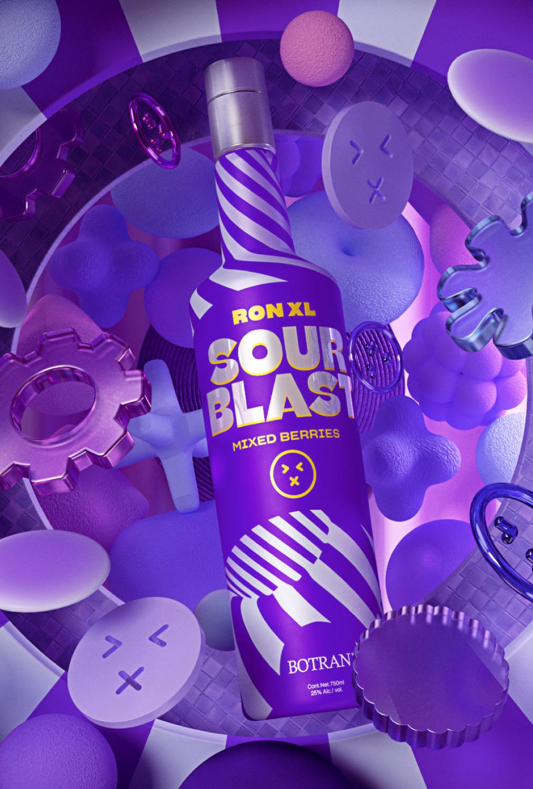 RON XL SOUR BLAST imagen